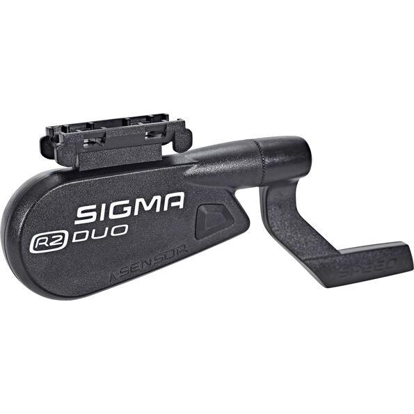 SIGMA SPORT R2 Duo Combo Sender schwarz