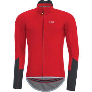 GORE WEAR C5 Windstopper Long Sleeve Jersey Men red bei fahrrad.de Online