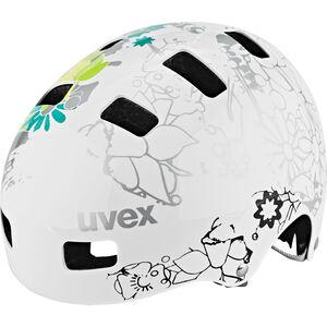 UVEX Kid 3 Helmet Kinder white flower white flower
