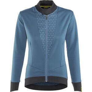 Mavic Sequence Thermo Jacket Women majolica blue