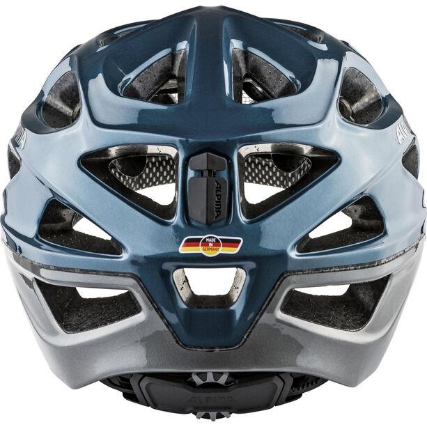 Alpina Mythos 3.0 Helmet blue-silver