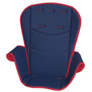 Britax Römer Jockey Comfort Sitzbezug rot/blau bei fahrrad.de Online