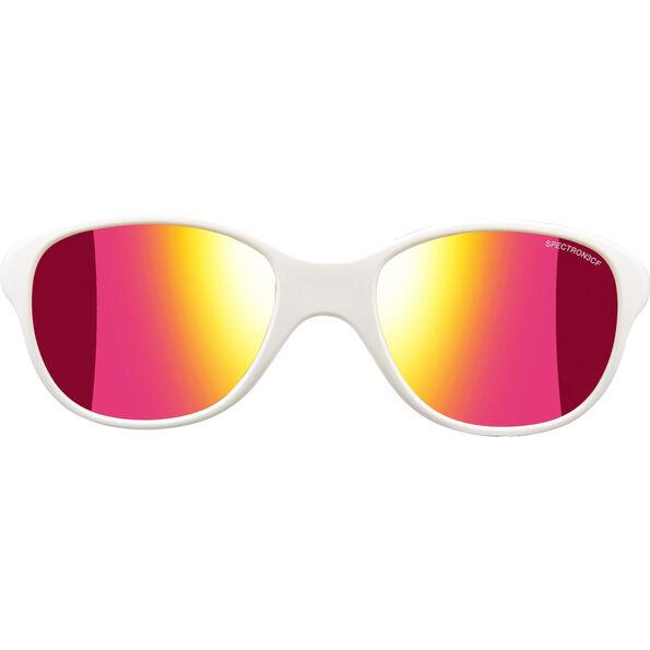 Julbo Romy Spectron 3CF Sunglasses Kids 4-8Y Shiny White/Blue-Multilayer Pink