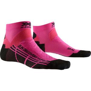 X-Socks Run Discovery Socks Damen flamingo pink/opal black flamingo pink/opal black