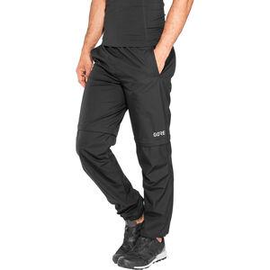 GORE WEAR R3 Windstopper Zip-Off Pants Herren black black
