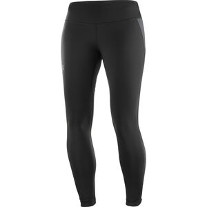Salomon Agile Warm Hose Damen black black