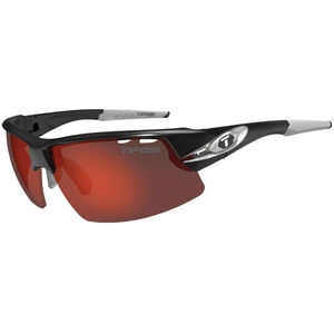 Tifosi Crit Glasses Herren race silver - clarion red/ac red/clear race silver - clarion red/ac red/clear