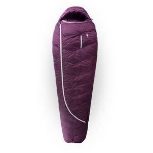 Grüezi-Bag Biopod DownWool Subzero 175 Sleeping Bag Women Berry