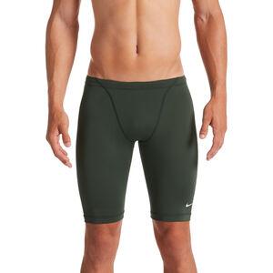 Nike Swim Hydrastrong Soldis Jammer Herren galactic jade galactic jade
