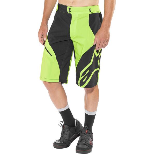 Alpinestars Pathfinder Base Racing Shorts Herren bright green black