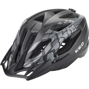 KED Street Jr. Pro Helmet Kinder black anthracite black anthracite