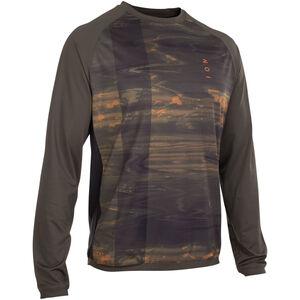 ION Traze AMP Langarm-Shirt Herren root brown root brown