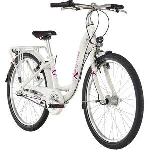 "Puky Skyride Light 24"" Alu Kinderfahrrad 3-Gang Weiß bei fahrrad.de Online"