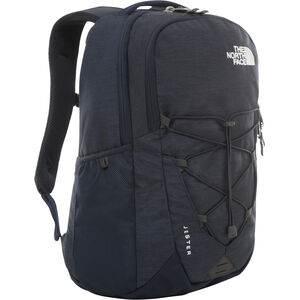 The North Face Jester Backpack urban navy light heather/tnf white urban navy light heather/tnf white