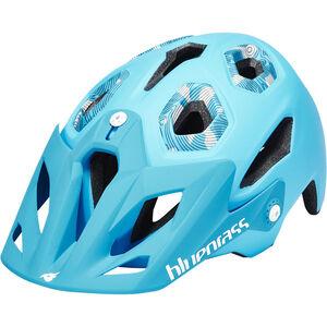 bluegrass Golden Eye Helmet cyan cyan