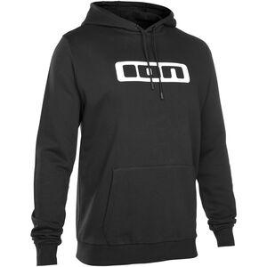 ION Logo Hoodie Herren black black