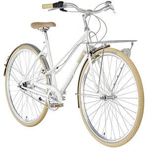 Creme Caferacer Solo Ladies white bei fahrrad.de Online