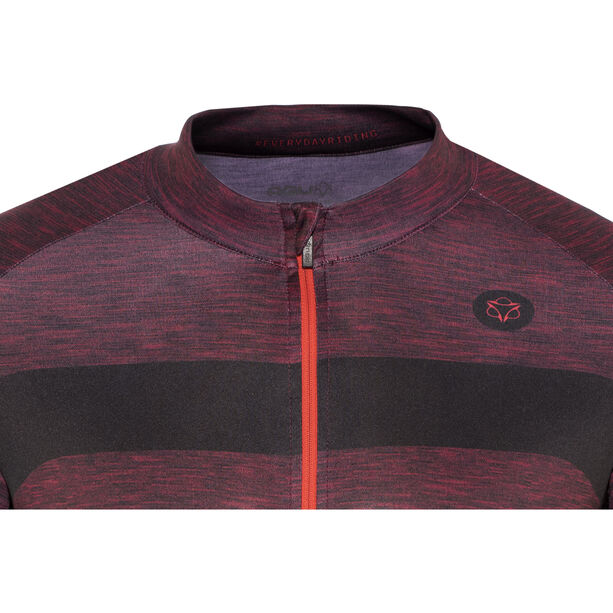 AGU Essential Melange Shortsleeve Jersey Herren windsor