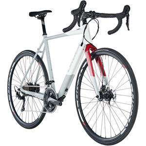 ORBEA Gain D30 grey/white/red grey/white/red
