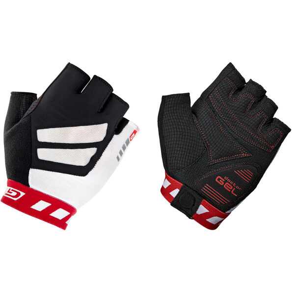 GripGrab WorldCup Short Finger Padded Gloves