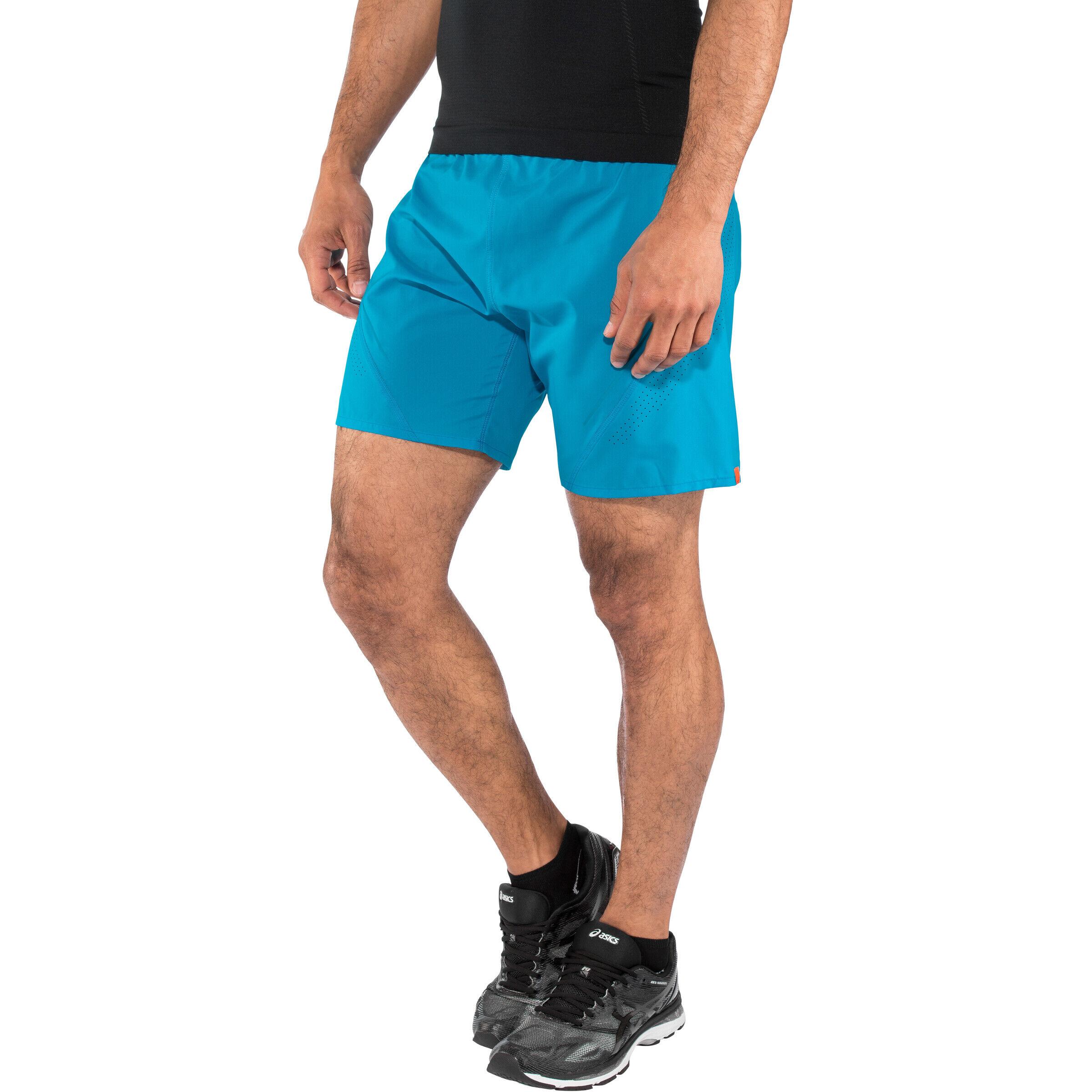 Dynafit Alpine Pro 2in1 Shorts Herren methyl blue