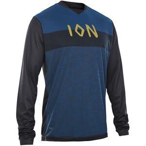 ION Scrub AMP Langarm-Shirt Herren ocean blue ocean blue