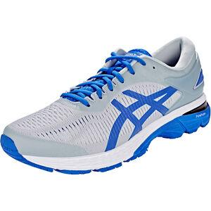 asics Gel-Kayano 25 Lite-Show Shoes Herren mid grey/illusion blue mid grey/illusion blue