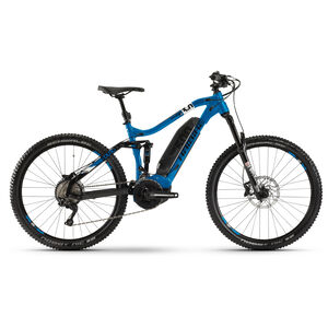 HAIBIKE SDURO FullSeven LT 3.0 blue/white/black blue/white/black