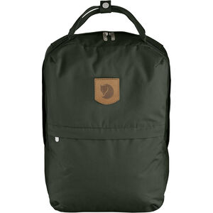 Fjällräven Greenland Zip Backpack Large deep forest deep forest