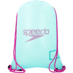 speedo Equipment Mesh Bag 35l spearmint/ diva spearmint/ diva