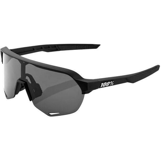 100% S2 Brille soft tact black