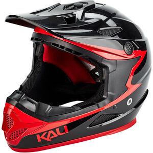 Kali Zoka Helm schwarz/rot bei fahrrad.de Online