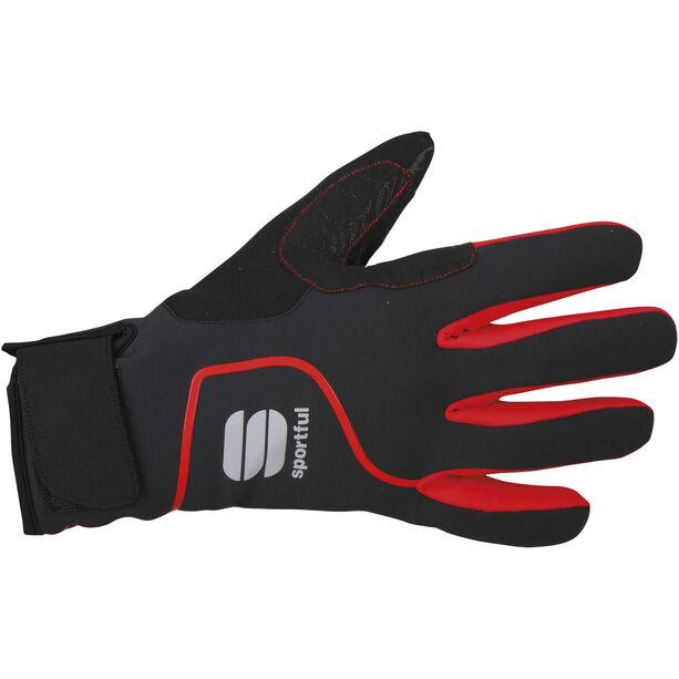 Sportful Sotto Zero Gloves black/red