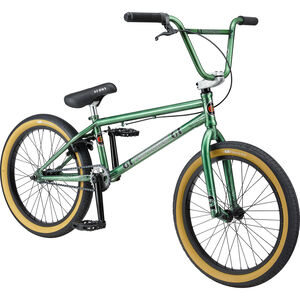"GT Bicycles Performer 20"" glossy translucent green/black glossy translucent green/black"