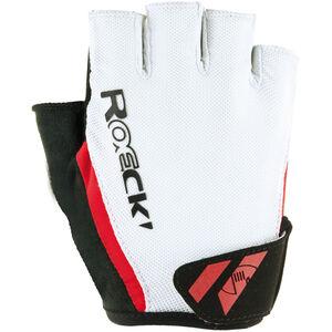 Roeckl Ilio Handschuhe weiß/rot weiß/rot