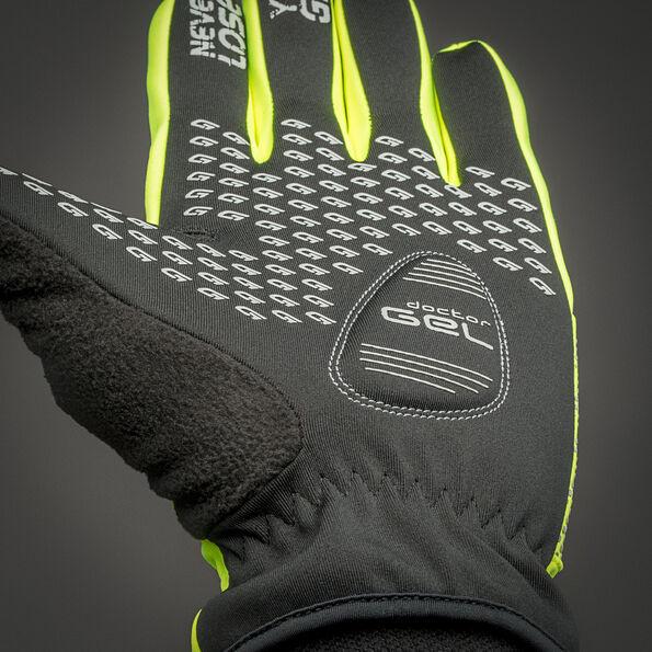 GripGrab Ride Hi-Vis Windproof Winter Gloves