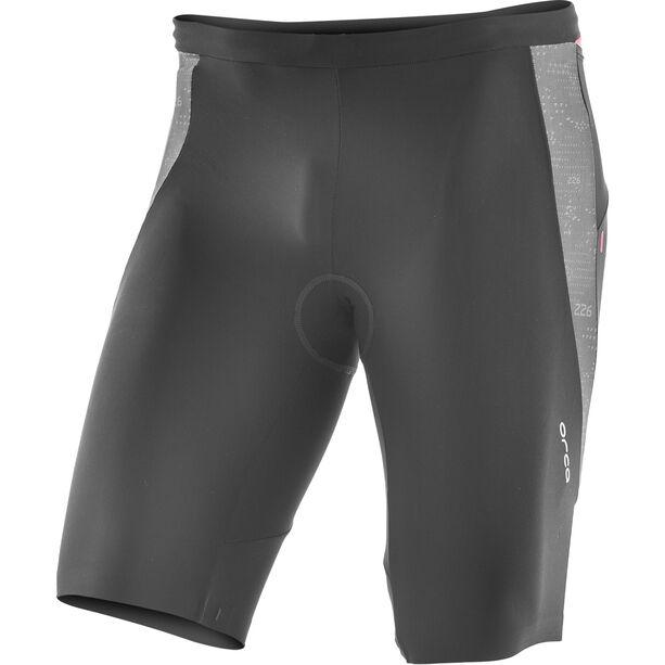 ORCA 226 Kompress Tri Pants Herren orange-black