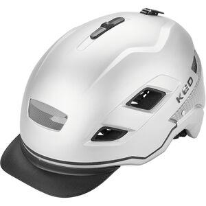 KED Berlin Helmet silver matt silver matt