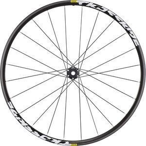Mavic Crossride FTS-X Disc Vorderrad 27,5 Zoll Intl black black