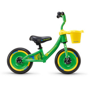 "s'cool pedeX 3in1 10"" Green/Yellow bei fahrrad.de Online"