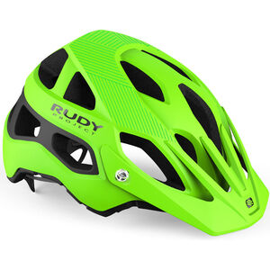 Rudy Project Protera Helmet lime fluo-black matte lime fluo-black matte