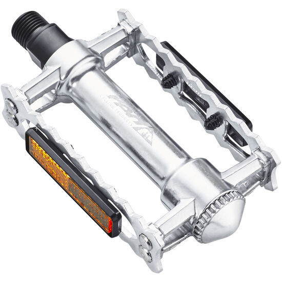 Red Cycling Products Classic Retro Pedal silber bei fahrrad.de Online