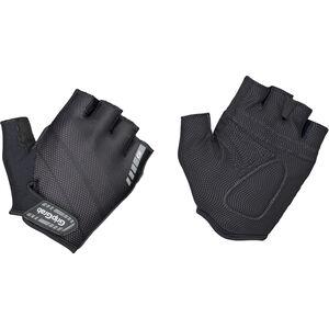 GripGrab Rouleur Padded Short Finger Gloves black black
