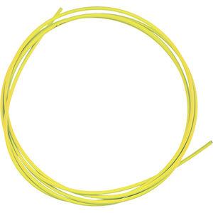 capgo BL Schaltzugaußenhülle 3m x 4mm neon gelb