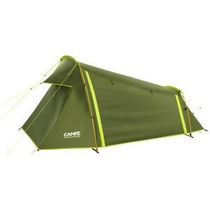 CAMPZ Torreilles 2P Zelt grün/olive grün/olive