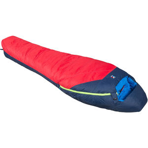 Millet Trilogy Edge Sleeping Bag regular saphir/rouge saphir/rouge