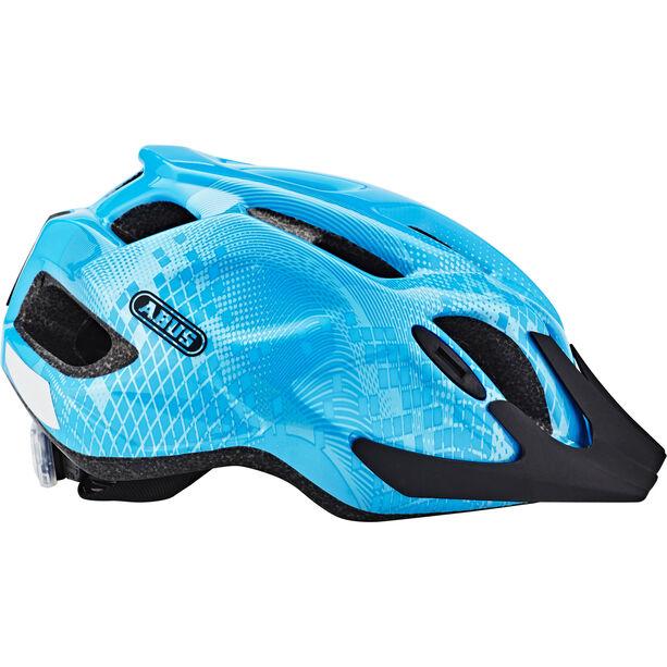 ABUS MountX Helmet Kinder carribean blue