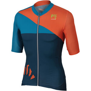 Karpos Verve Jersey Herren insignia blue/orange fluo insignia blue/orange fluo