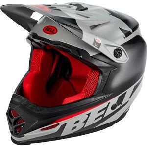 Bell Full-9 Fusion MIPS Helmet matte/gloss gray/crimson matte/gloss gray/crimson