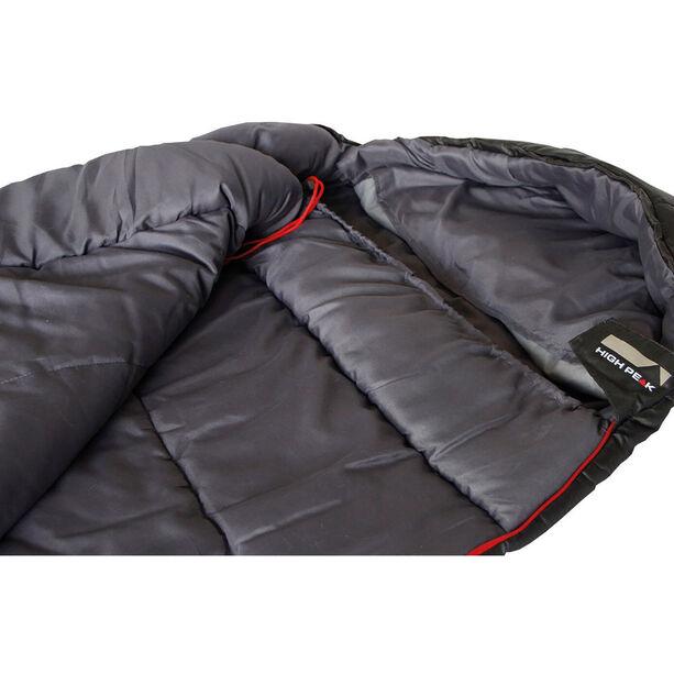 High Peak Redwood -3 Sleeping Bag dark grey